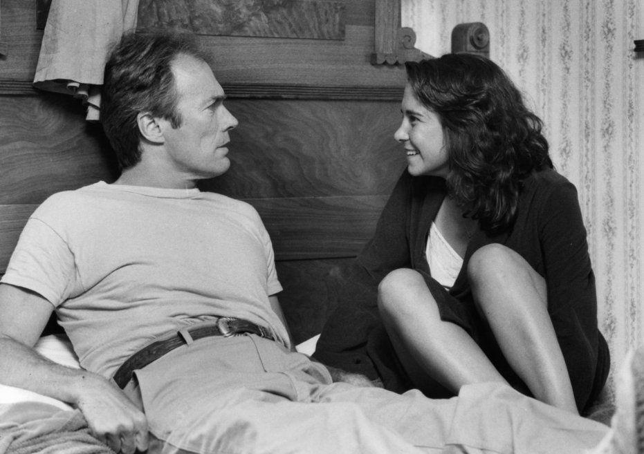 Clint Eastwood And Alexa Kenin In Honkytonk Man 1982 Clint