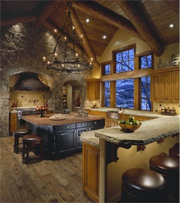 Homeportfolio's Most Popular Kitchen Designs Of 2013  Dramatic Entrancing Country Kitchen Designs 2013 Decorating Inspiration
