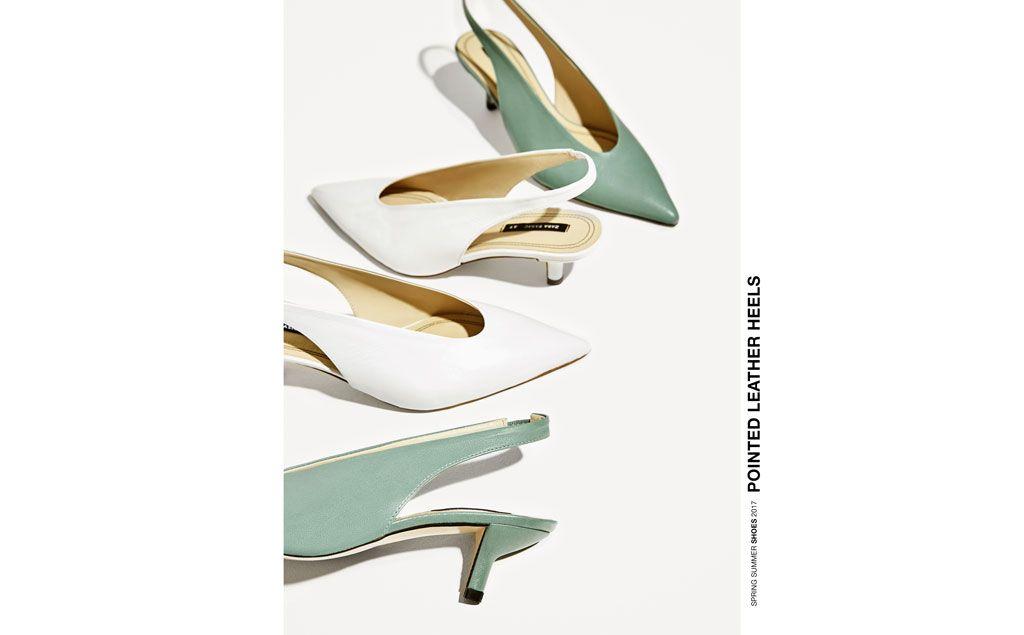 Buty Damskie Na Wiosne I Lato Zara Polska Fashion Catalogue Dress Shoes Zara