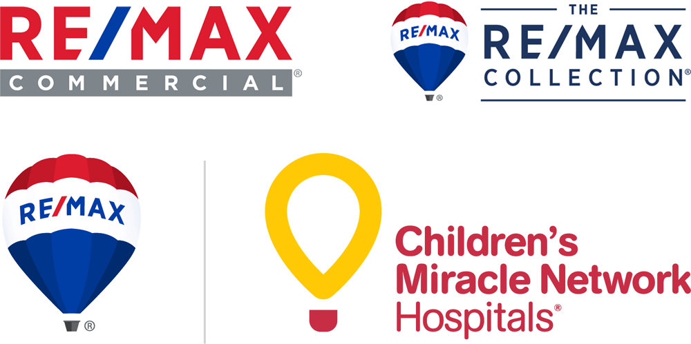 New Logo For Re Max By Camp King Balloon Logo Children S Miracle Network Hospitals Colour Palette 2018