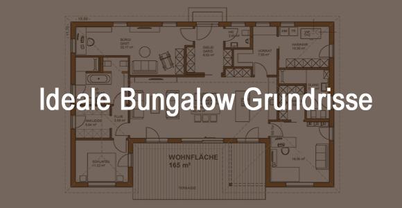 wann ist ein bungalow grundriss eigentlich ideal wenn bauherren planen dann bersehen sie. Black Bedroom Furniture Sets. Home Design Ideas