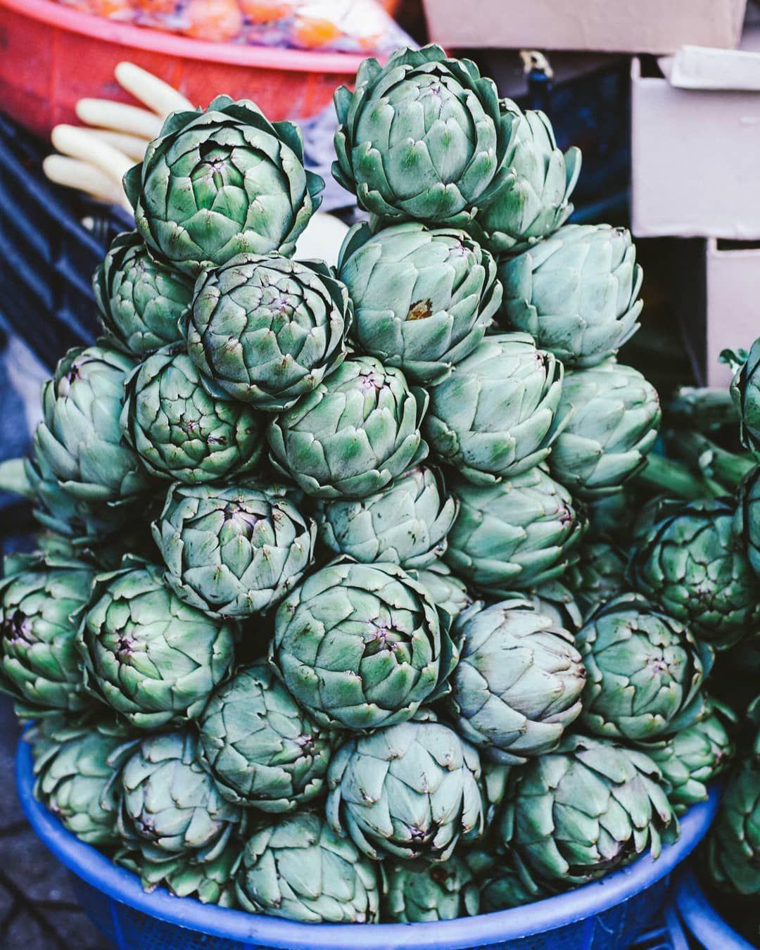 En septembre, on récolte nos légumes ! 😍 Quelle est votre recette secrète à base d'artichaut ? D ...