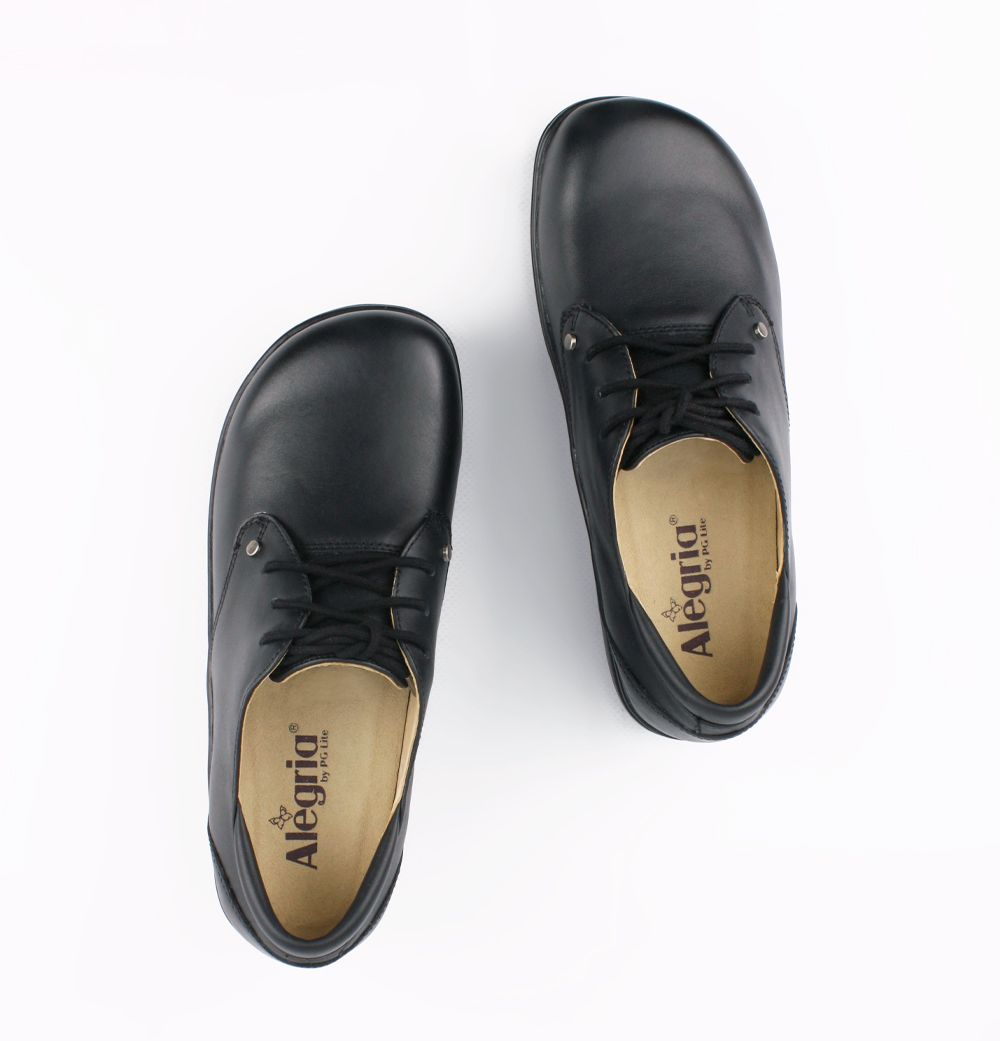 Alegria Shoes - Tera Black Nappa Shoe, $129.95 (http://www.alegriashoes.com/products/tera-black-nappa-shoe.html)