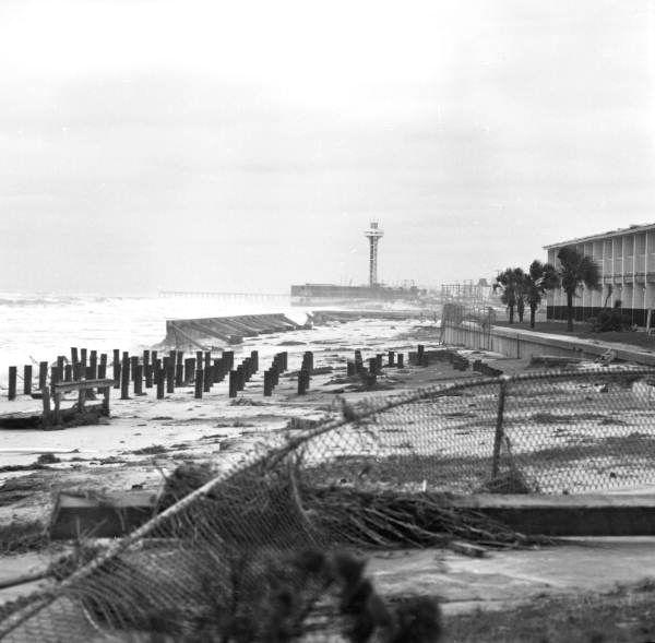 Aftermath of Hurricane Eloise - Panama City Beach, Florida