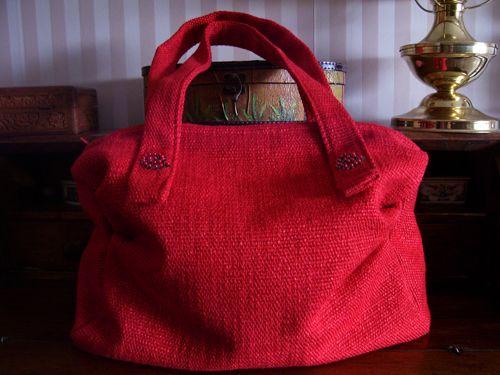Borse di stoffa eleganti : Anna coco borse di stoffa fatte a mano petronilla