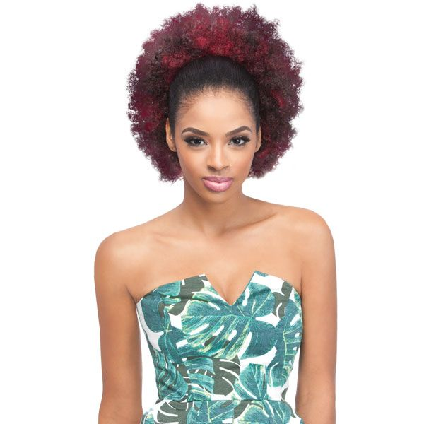 Outre Synthetic Hair Timeless Ponytail Afro Large