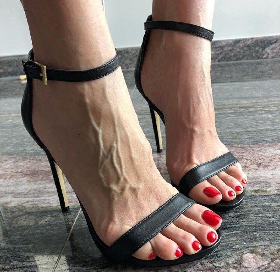 Sexy Toes High Heels