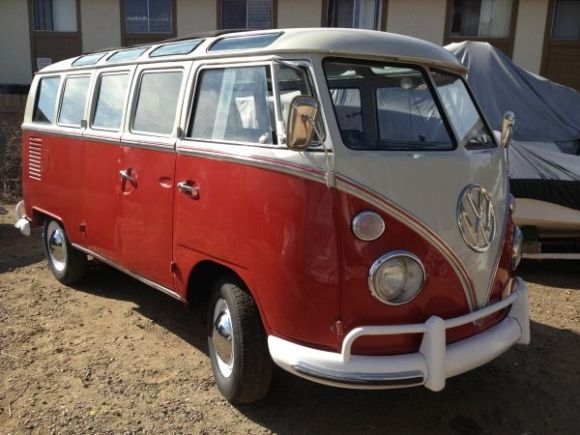 This 1965 Volkswagen Bus is the Deluxe version with a walk-through interior and 2/3 middle seat. It is said to run and drive and though the the ad offers no other details it could be a decent buy at the asking price if it checks out. Find it here on Craigslist in San Diego, California for $29,000.