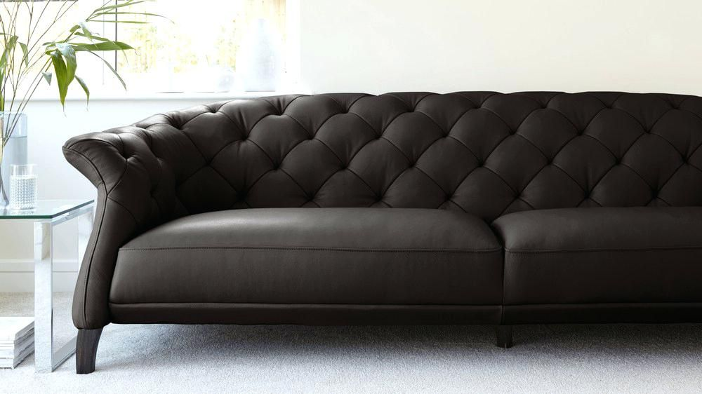 Brown Chesterfield Sofa Modern Chesterfield Sofa Leather