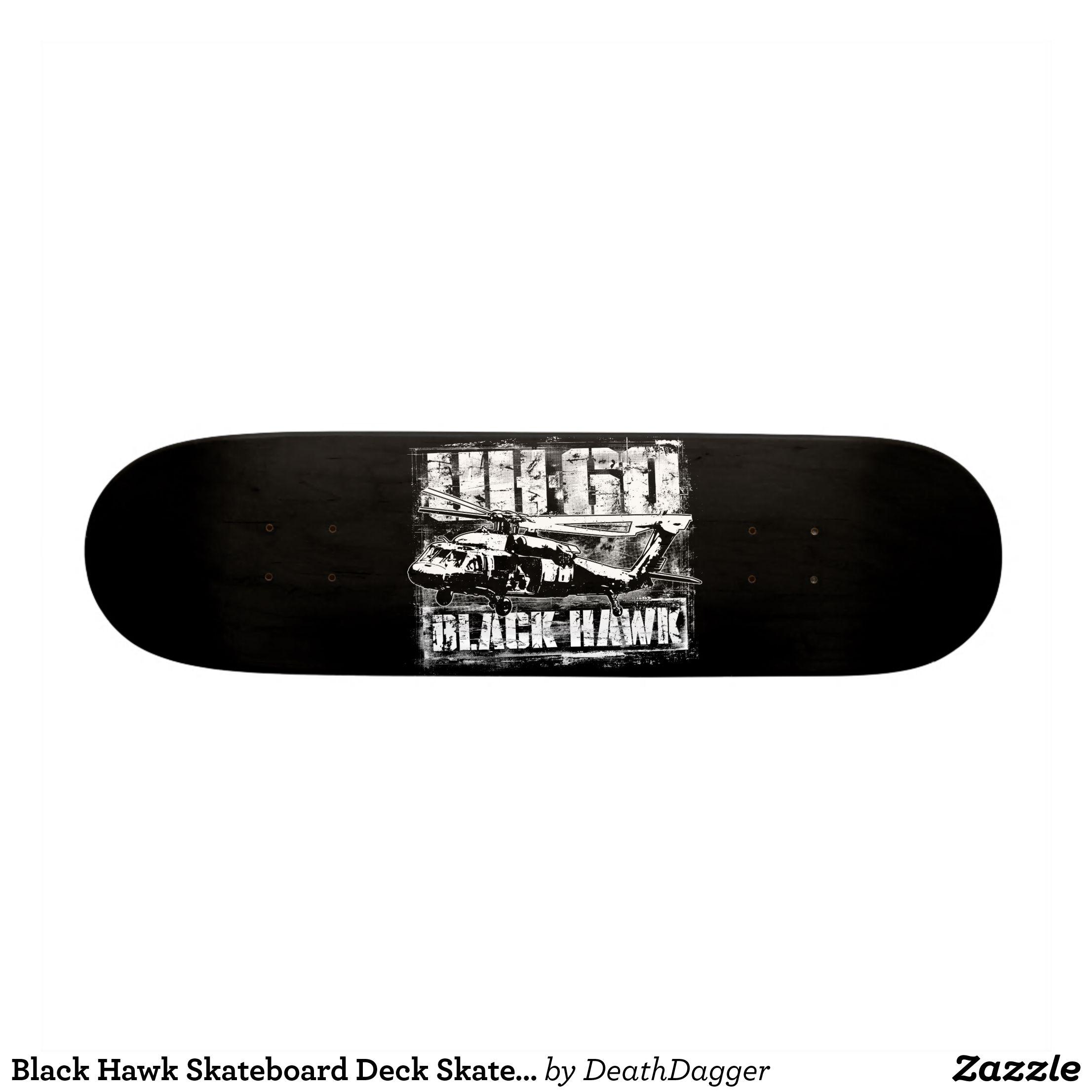 Black Hawk Skateboard Deck Skateboard Supreme Har Skateboard