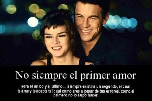 Imagen de love and tengo ganas de ti | Love phrases ...