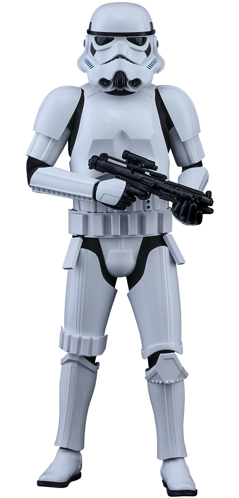 Hot Toys Stormtrooper Sixth Scale Figure Hot Toys
