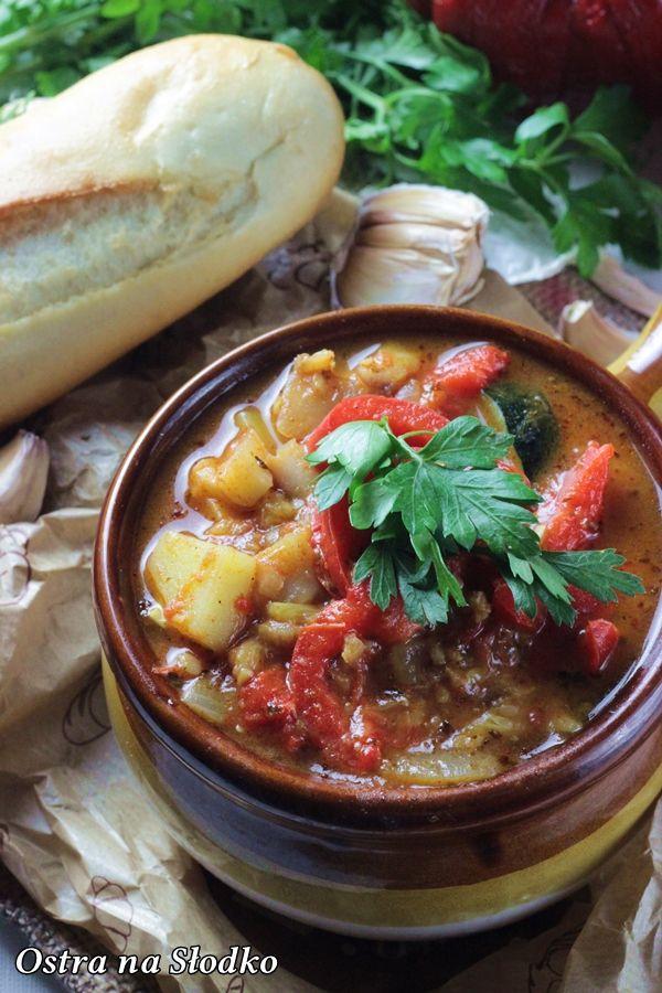 Bacalao Al Ajo Arriero Dorsz Z Czosnkiem W Pomidorach