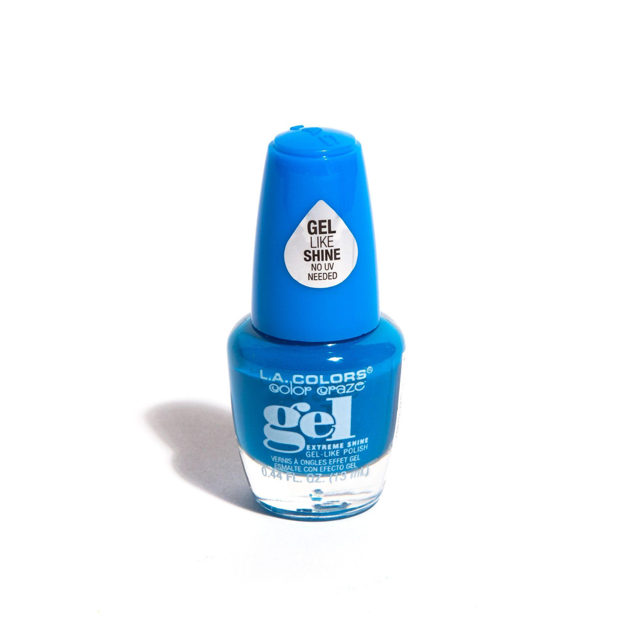 Extreme Shine Gel Polish - Zing | Products | Pinterest | La colors ...