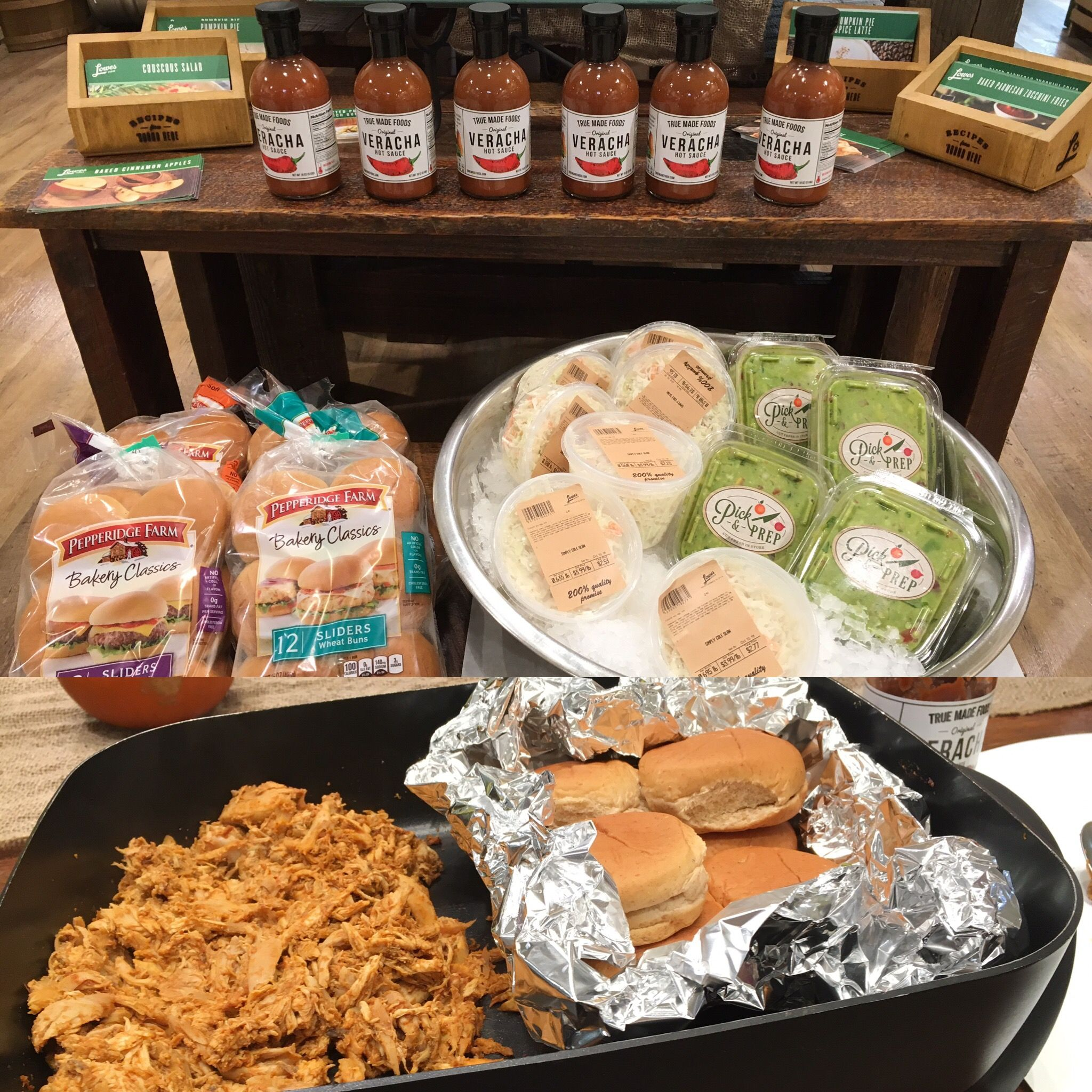 Pin by Mooresville Lowes Foods Community Table on Recipes