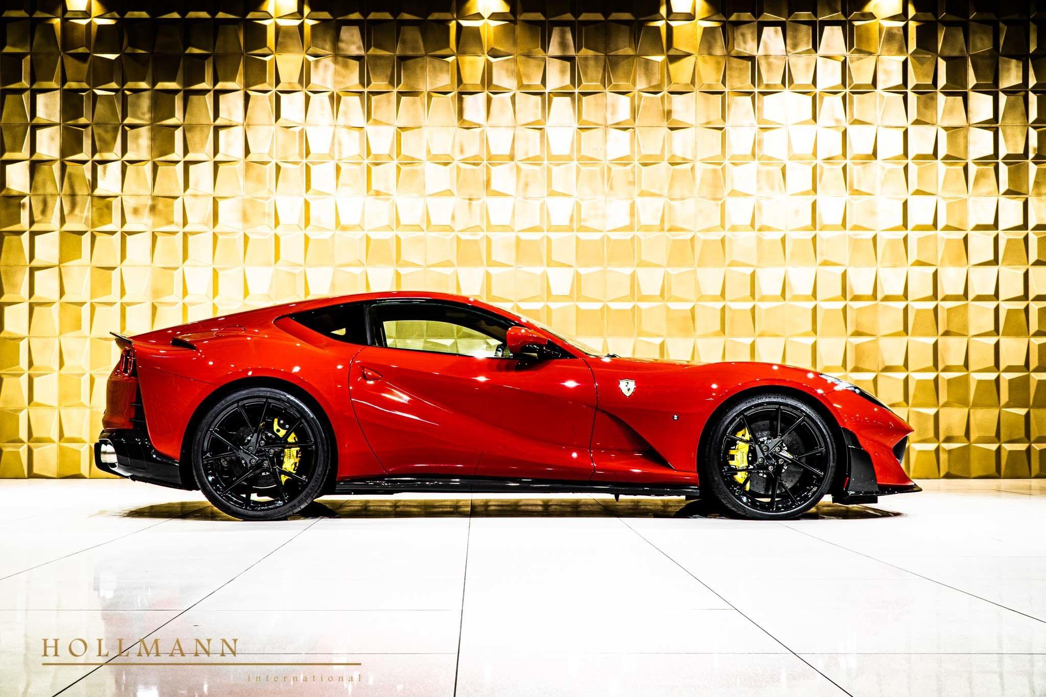 Ferrari 812 Superfast By Mansory Hollmann International Germany For Sale On Luxurypulse In 2020 Luxury Cars For Sale Ferrari Used Luxury Cars