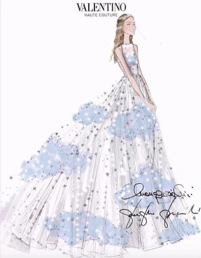 los vestidos de novia de beatrice borromeo   la boda perfecta