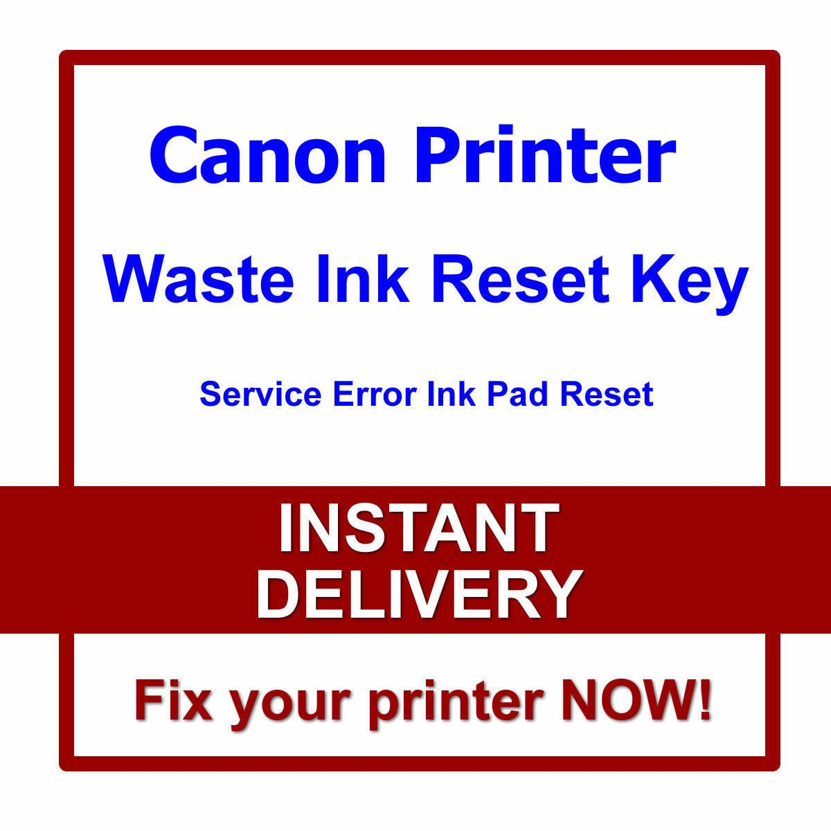 7 9 GBP - Canon G2000, G2100, G2400, G2900 Waste Ink