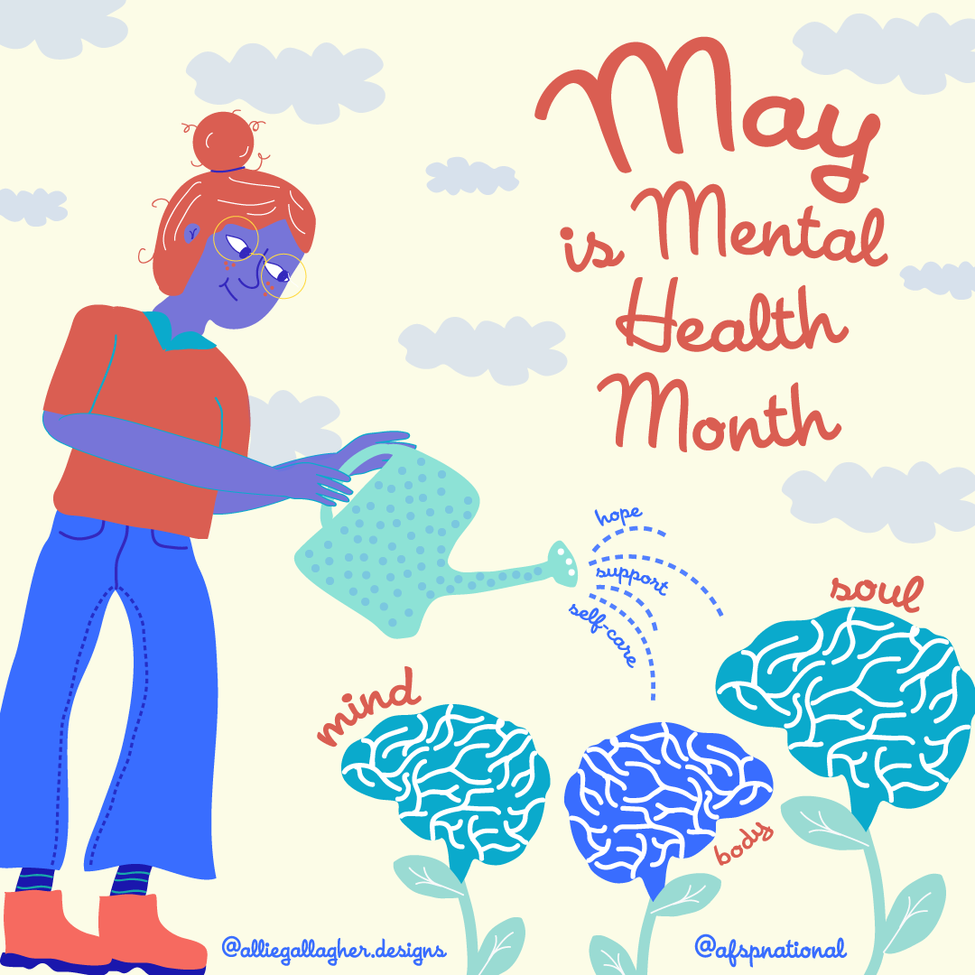 Pictures on mental health