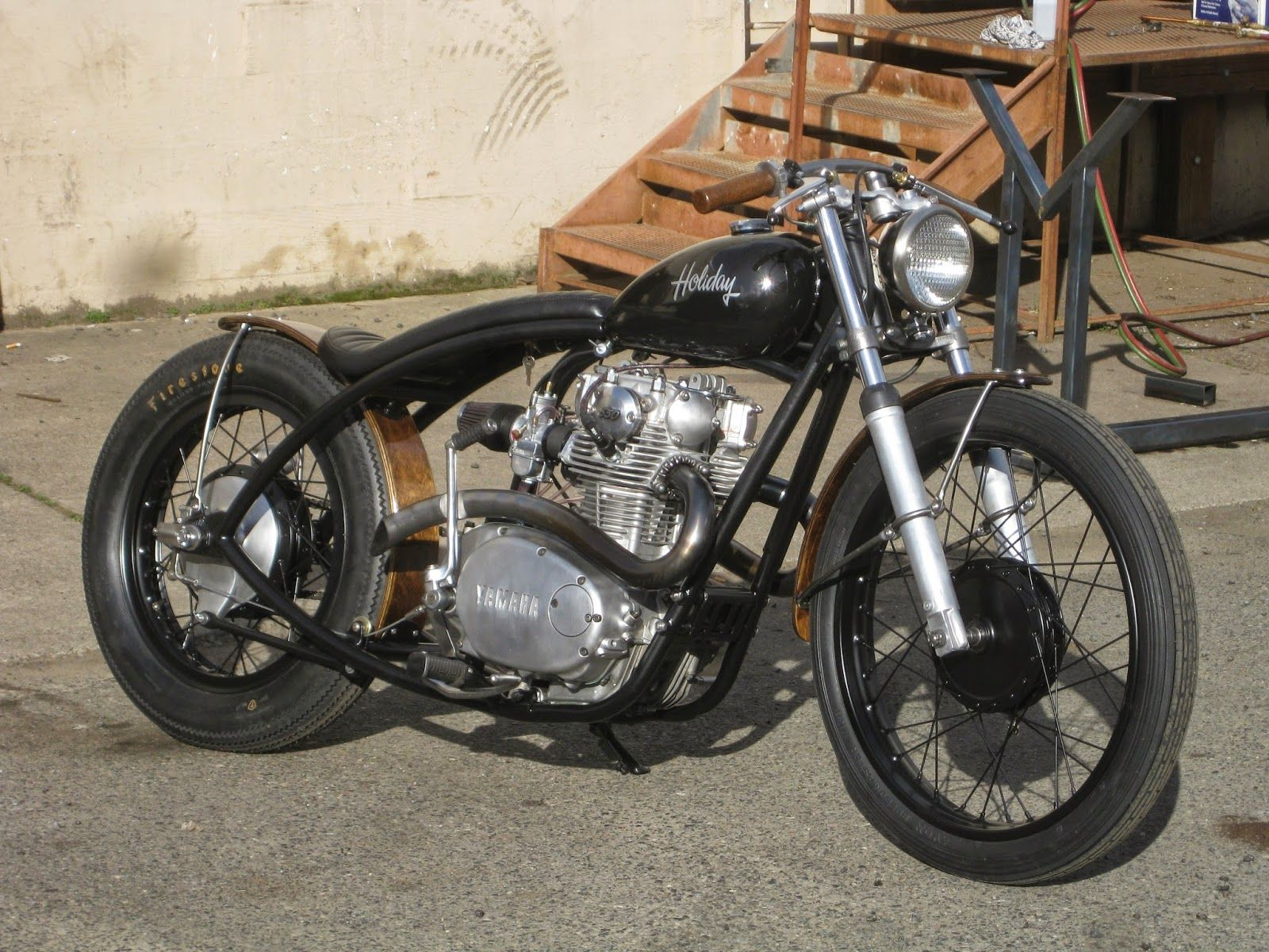 Idea by Jens Enstedt on Bikes Xs650, Classic motorcycles