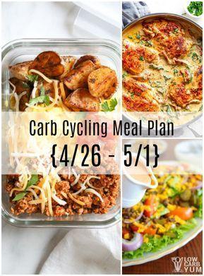 Carb Cycling Meal Plan {3/26 – 4/1} Cycling Meal Plan {3/26 – 4/1}      Bloglovin'