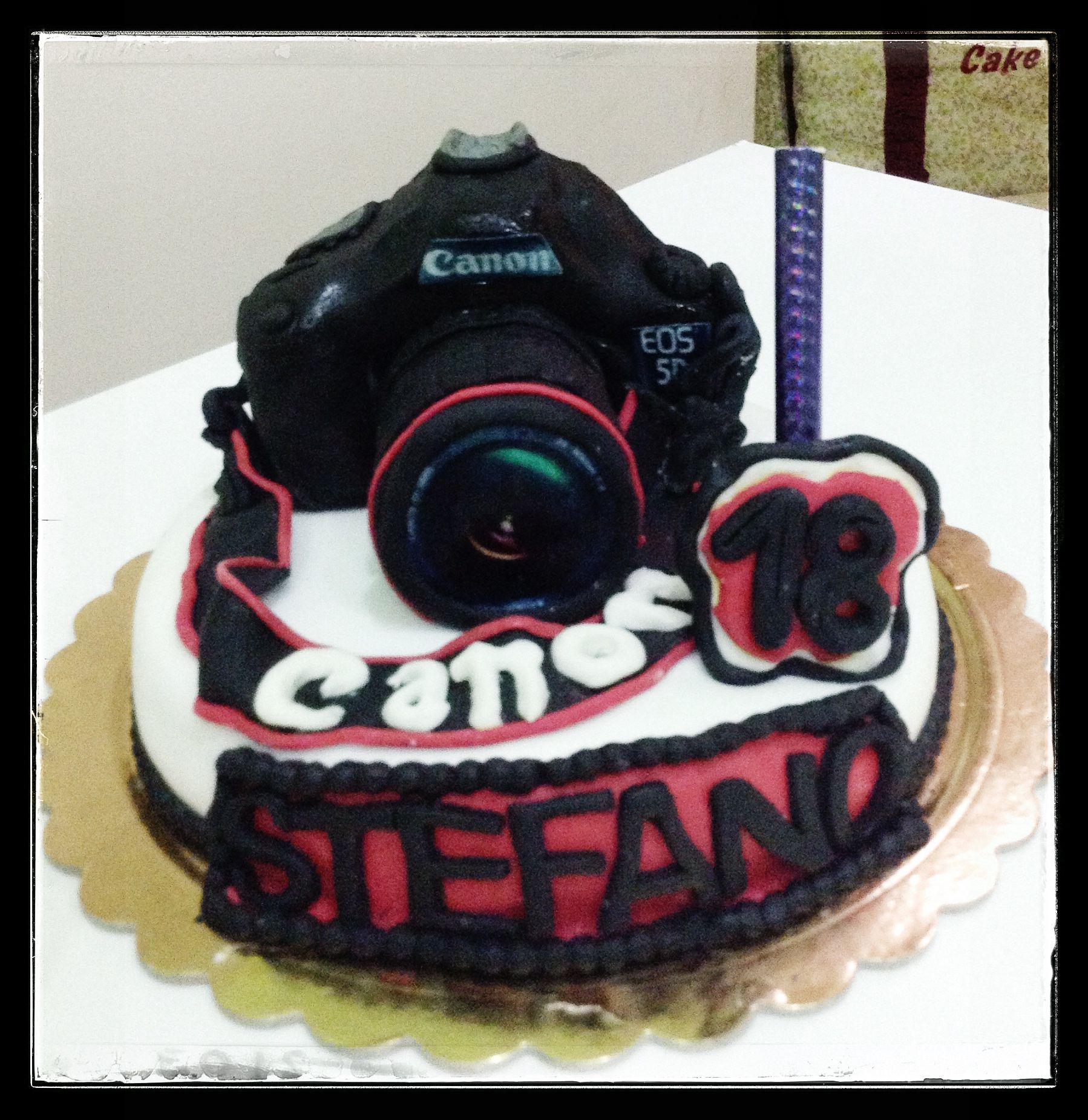 Canon cake ;)