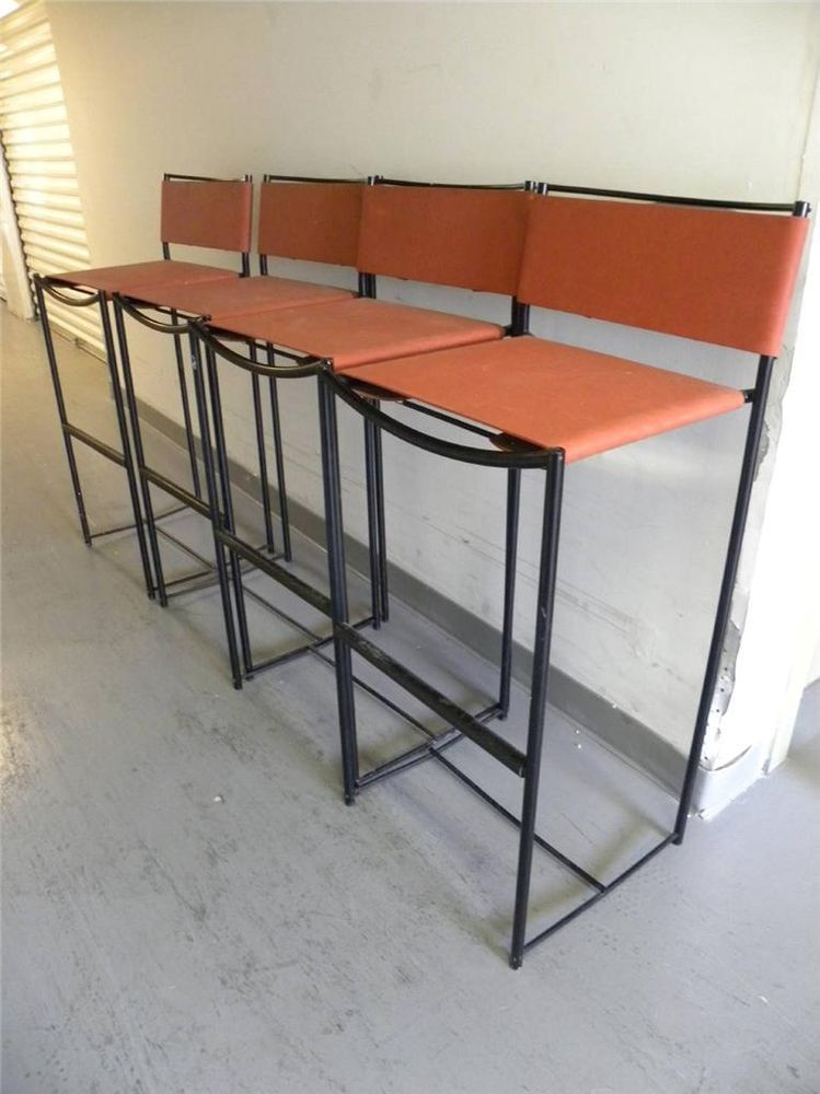 Details About 4 Alias Spaghetti High Back Bar Stools By