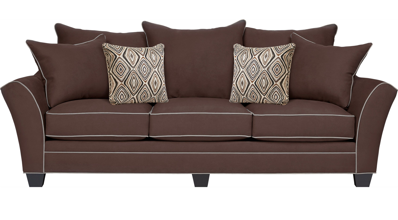 Sleeper Sofas Rooms To Go Aberdeen Chocolate Sleeper 1094404p Sofa Styling Affordable Sofa Sofa Rooms to go isofa