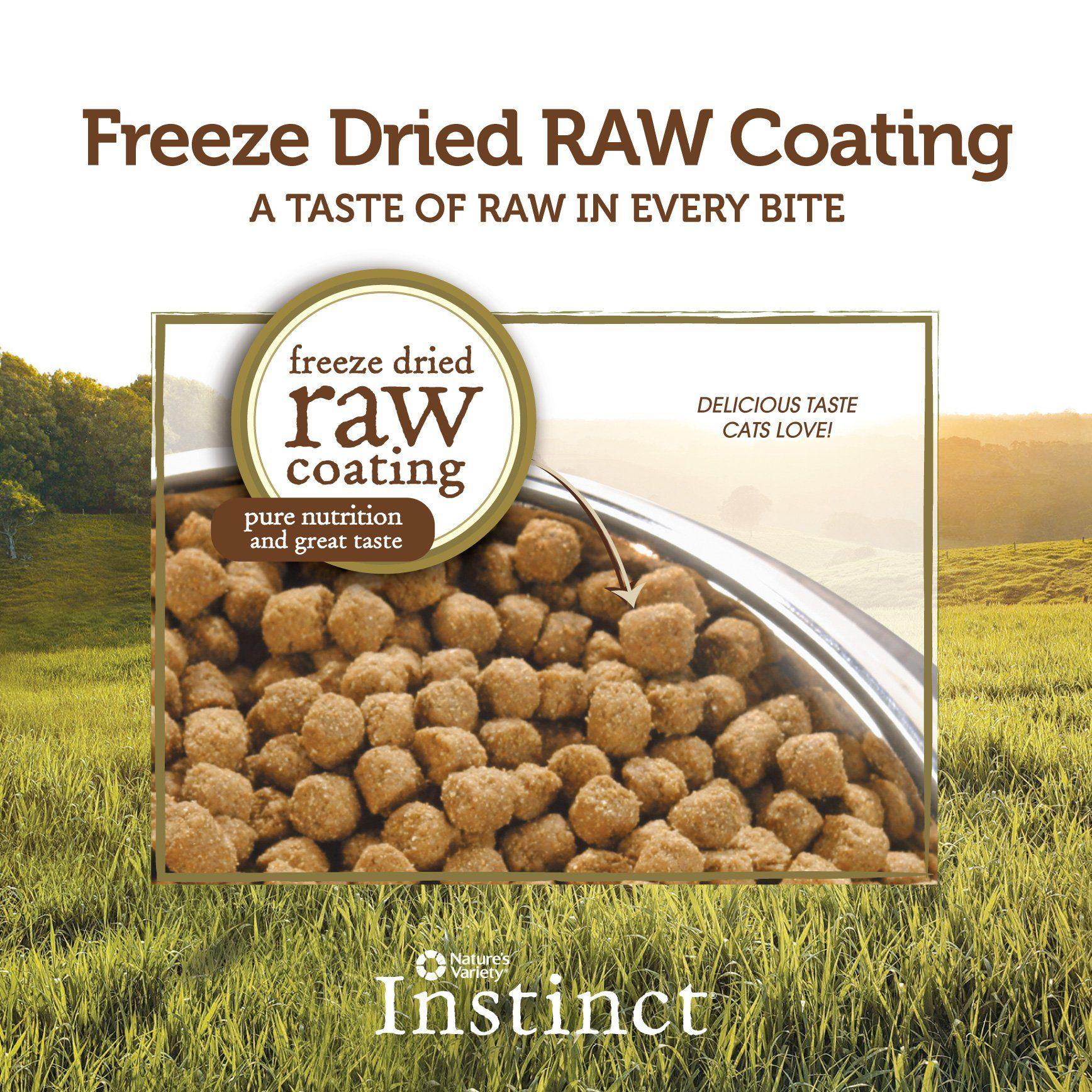 Instinct original grain free rabbit meal formula natural