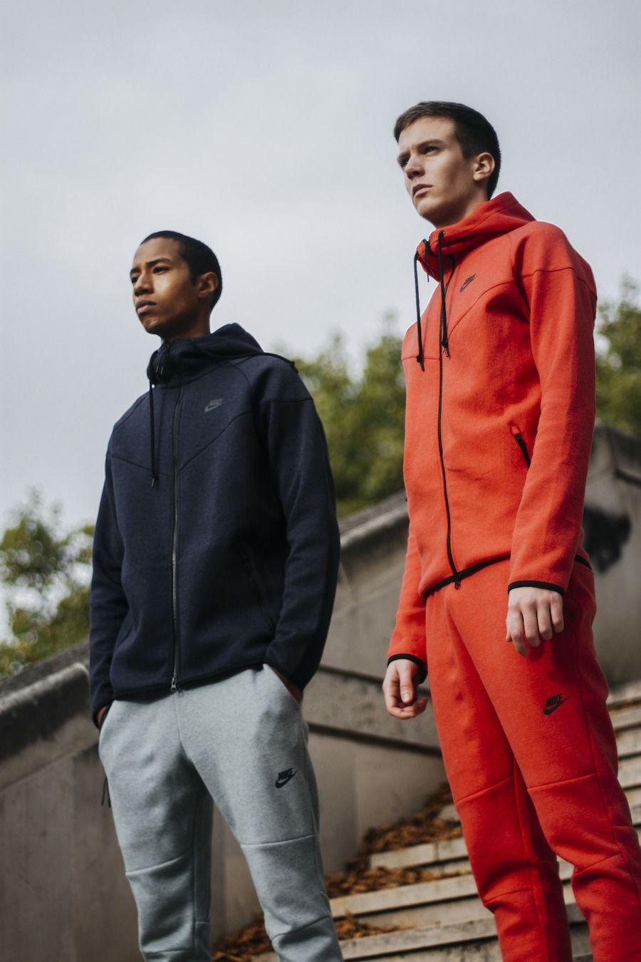 Nike Tech Collection #streetwear