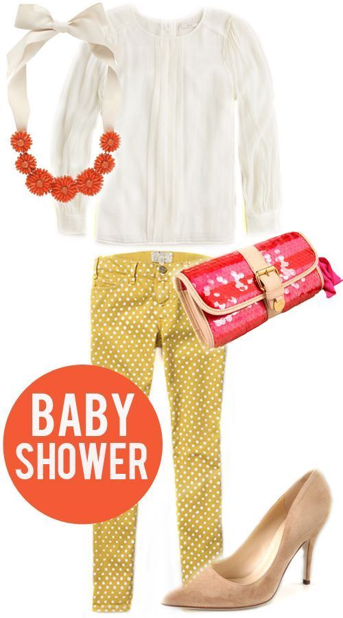 Baby Shower Attire For Guest | What Wear Baby Shower For The Guest And Mommy