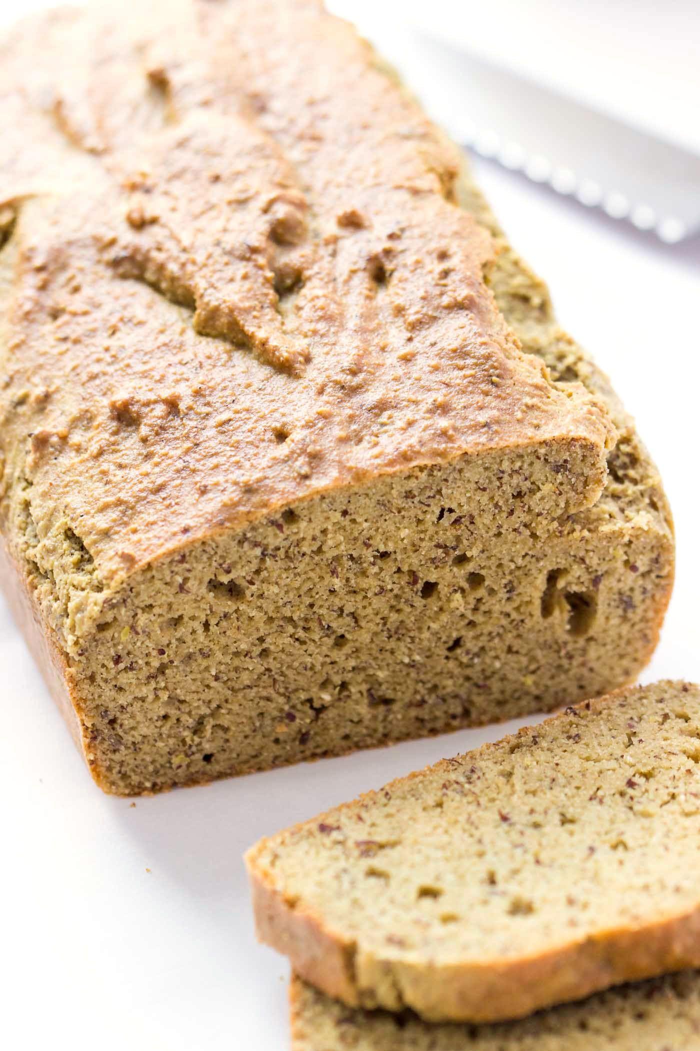 Quinoa Almond Flour Bread Recipe Almond Flour Bread Almond