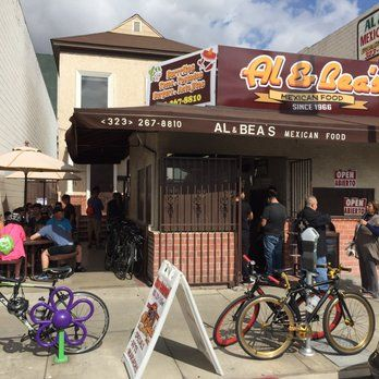 Photo Of Al Bea S Mexican Food Los Angeles Ca United States Old School Since 1966 Los Angeles Food Mexican Food Recipes Mexican Food Los Angeles