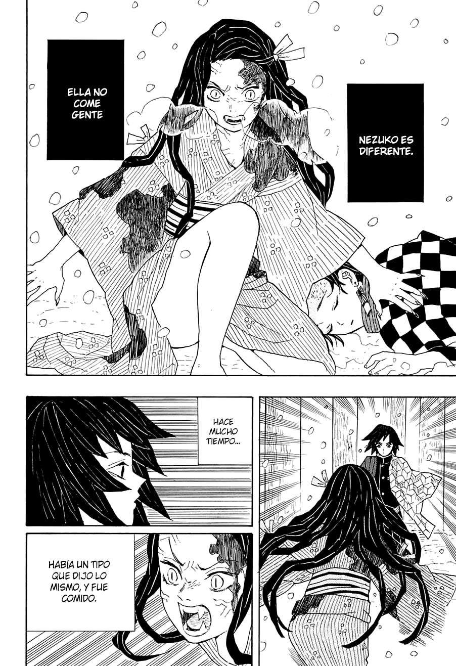 Pagina 47 Manga 1 Kimetsu No Yaiba Demon Slayer Anime Wall Art Manga Illustration Haikyuu Manga