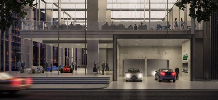 Foster   Partners breaks ground at 425 Park Avenue, aims to be...