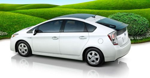 Hybrid Eco Friendly Car 1 Source Uses Less Gas By Switching To Battery 2 Pollution Because The 3