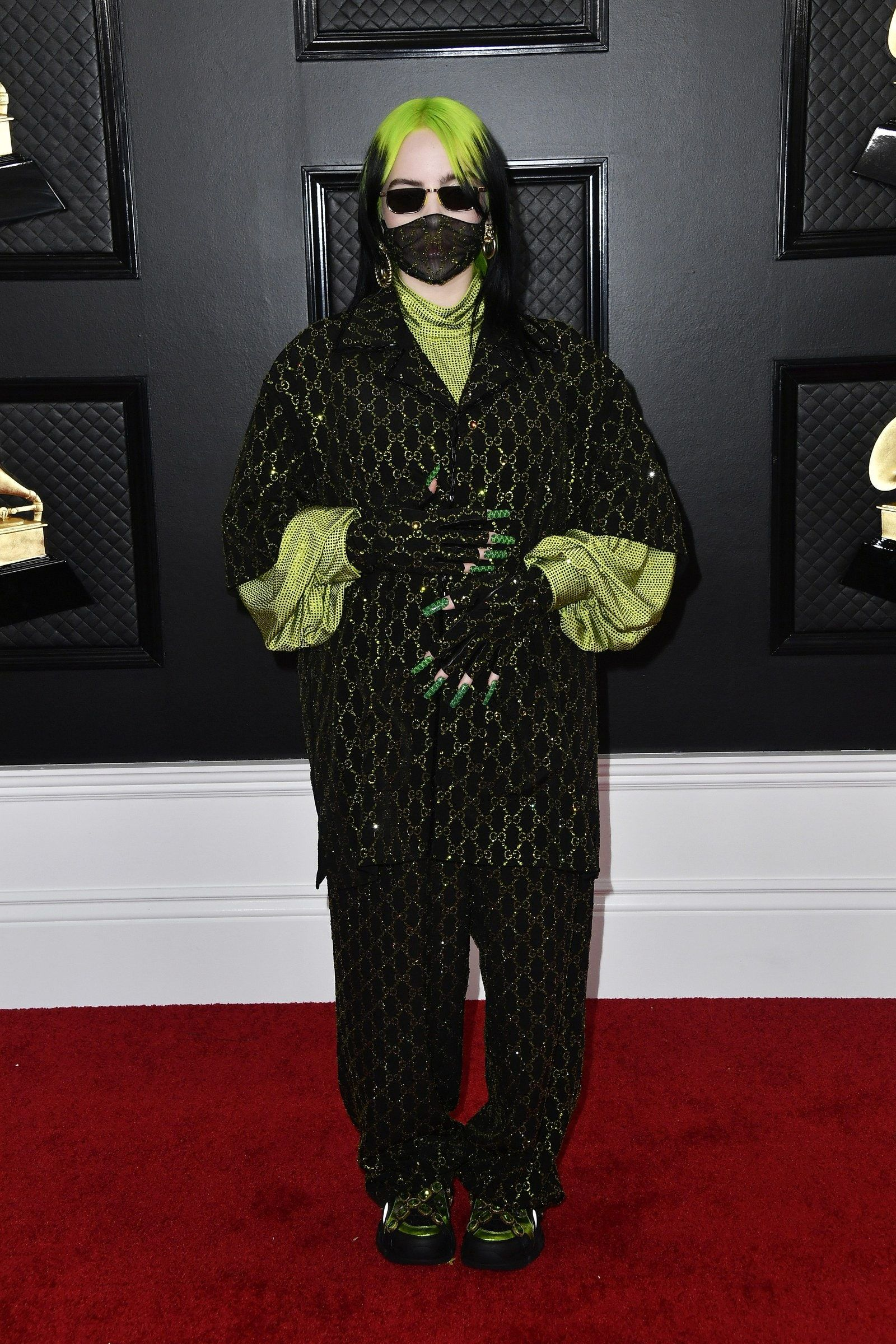 The Best Dressed Celebrities At The 2020 Grammys In 2020 With