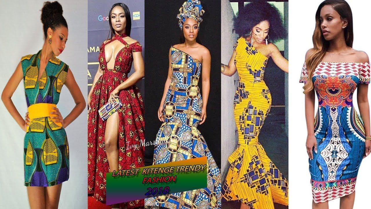 Best Kitenge Styles 2018: Love and gorgious #Kitenge Styles for Fashionista #kitengedesigns