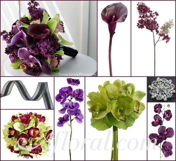 Purple Wedding Sangria Afloral Blogafloral