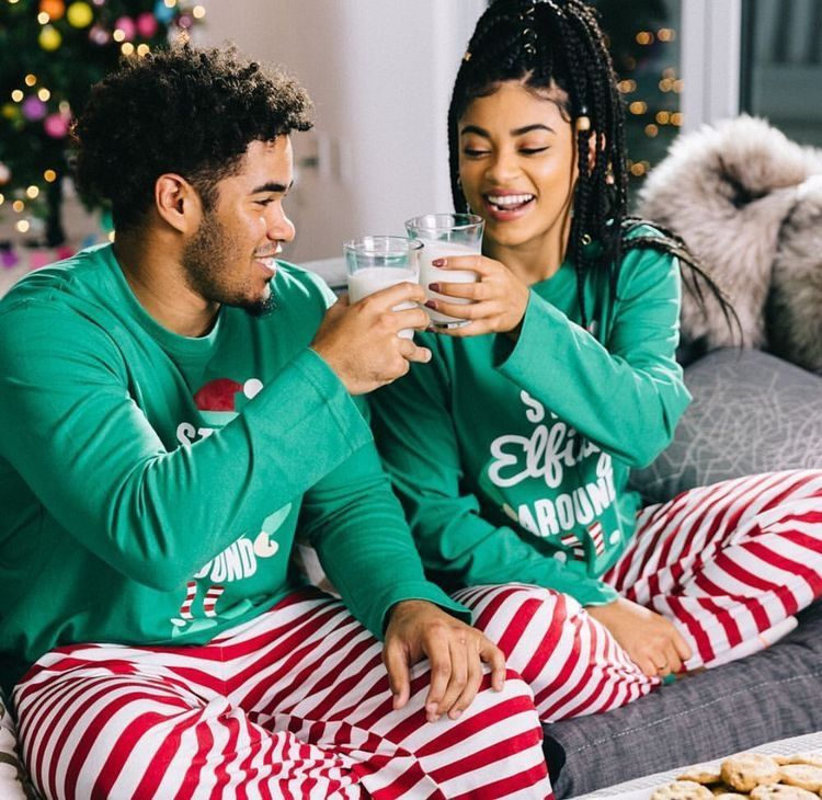 Youtube Zakia Chanell Pinterest Elchocolategirl Instagram Elchocolatequeen Elchocolategi Christmas Couple Pictures Couple Outfits Black And White Couples