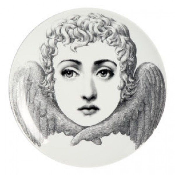 wholesale 2017 fashion style Milan Fornasetti Plates decorative wall hanging craft plates for home/hotel/hall/Restaurant decor  sc 1 st  Pinterest & Image result for FORNASETTI PLATE NO. 093 ...