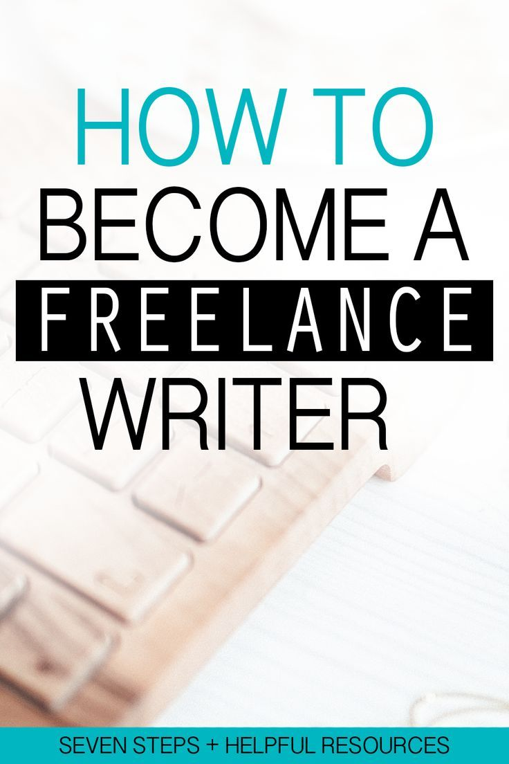 Want To Become A Freelance Writer And Make Money From Home Check Out Laura S Seven Steps To Getting Pa Online Writing Jobs Write Online Freelance Writing Jobs
