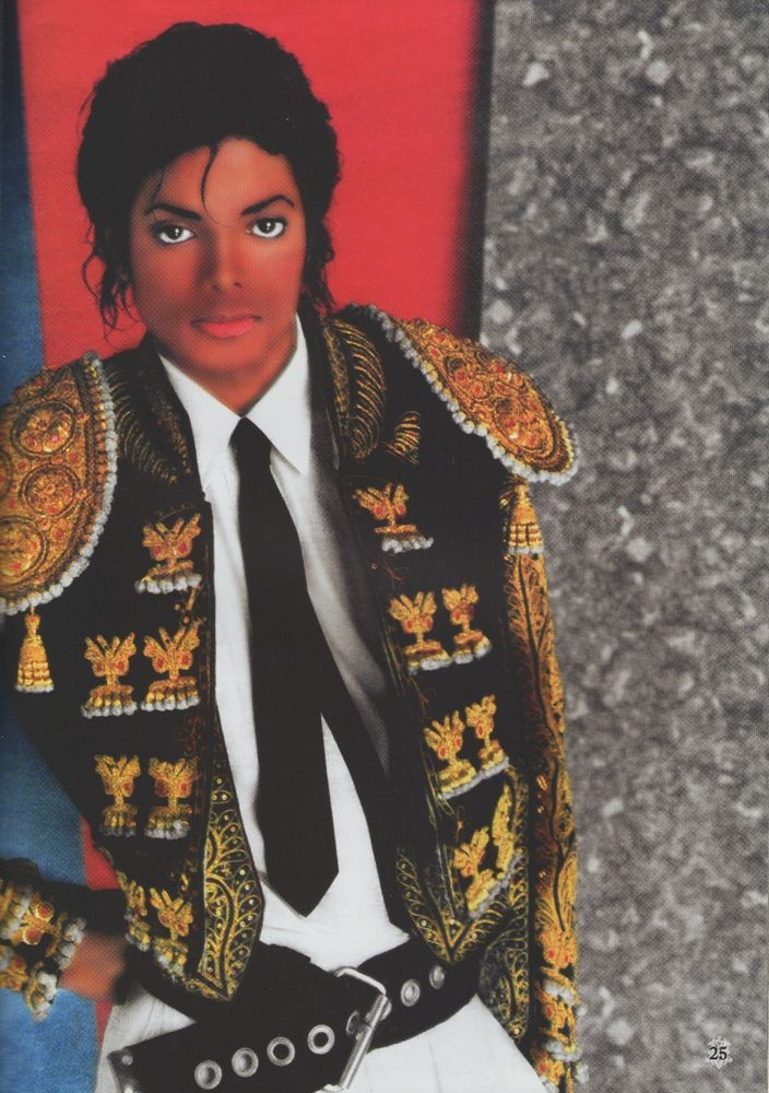 Michael Jackson Exclusive Very Rare Foto/Photo KING OF POP
