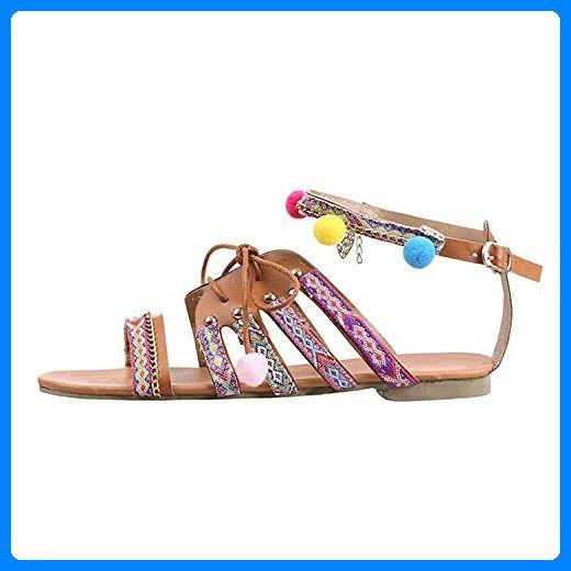 16+ Sandalen mit absatz bunt Trends