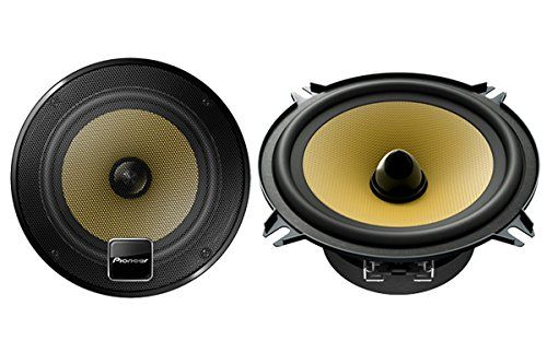 Pioneer TS-D1330C 5 1/4 Component Speaker Package, Set of 2 | Car Accessories Online Market