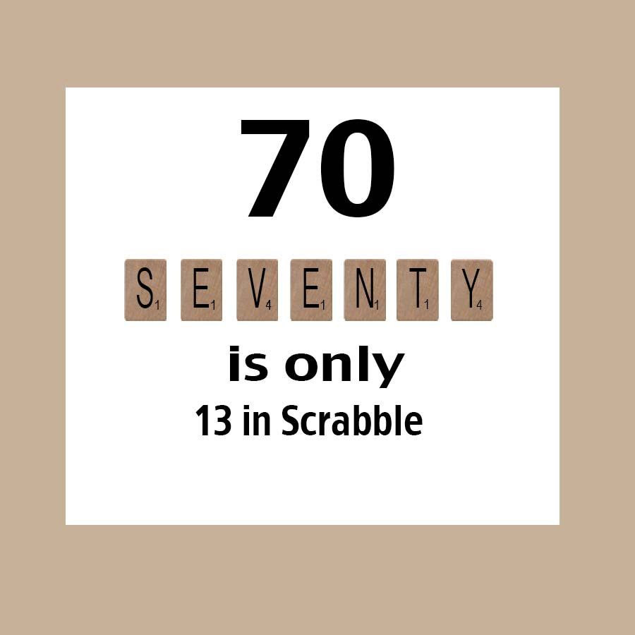 70th birthday card milestone birthday 70th birthday scrabble 70th birthday card milestone birthday 70th birthday scrabble birthday card scrabble kristyandbryce Image collections