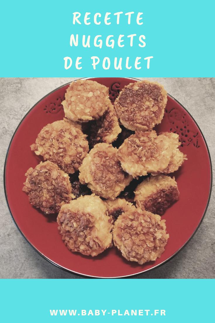 Nugget Fait Maison Recette Nugget De Poulet Nourriture Chien