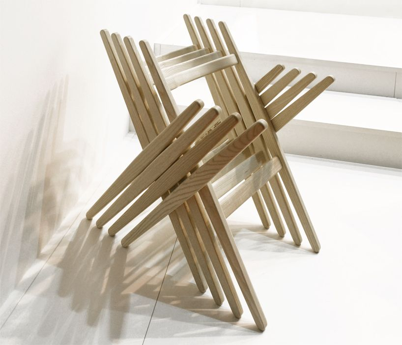 jasper morrison: fionda for mattiazzi | Furniture | Pinterest