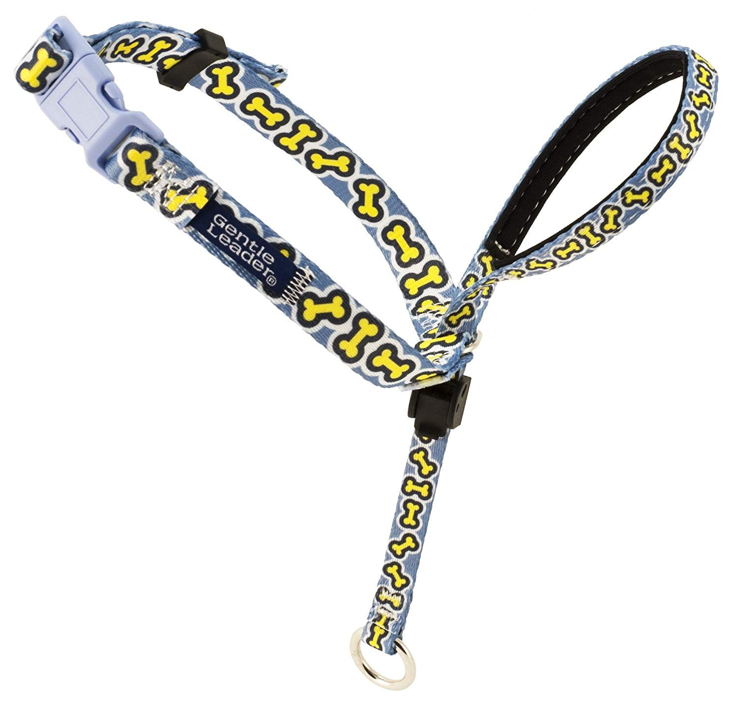 Petsafe Gentle Leader Chic Head Collar With Images Gentle Leader Organic Dog Food Collar And Leash