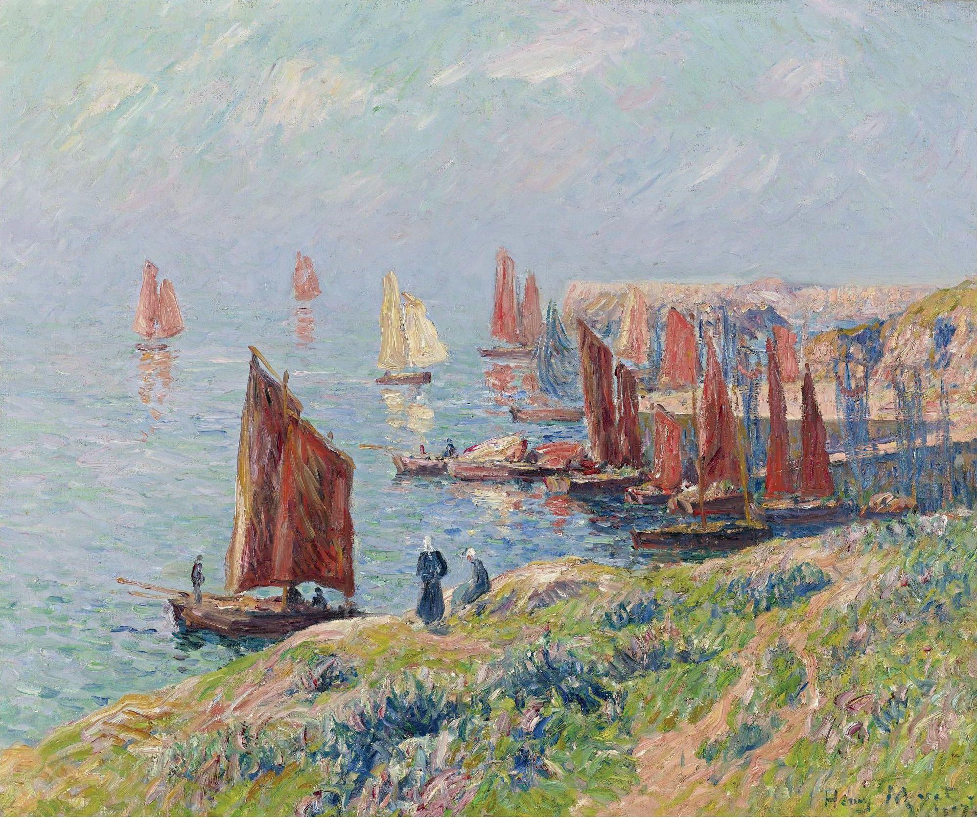 73 Breton painting ideas | painting, art, impressionism
